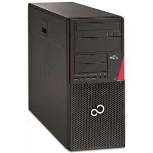 PC Fixe Fujitsu Esprimo P920 MT - i5-4590 3,3 GHz, 8 Go RAM, 250 Go SSD, DVD-RW, Windows 10 Home (Reconditionné - Classe A)