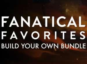Fanatical Favorites Build Your Own Bundle : 2 jeu à partir de 6,75€ (Dématérialisé - Steam)