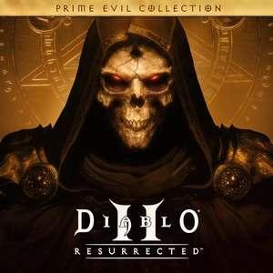 Diablo Prime Evil Collection avec Diablo II: Resurrected + Diablo III - Eternal Collection sur PS4 & PS5 (dématérialisé)
