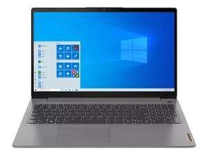 """PC portable 15.6"""" full HD Lenovo IdeaPad 3 15ALC6 - Ryzen 5 5500U, 8 Go de RAM, 512 Go en SSD, Window 10, QWERTZ (frontaliers Suisse)"""