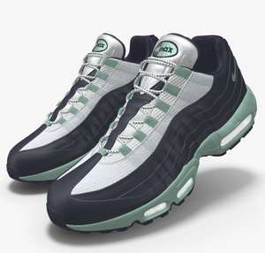 Baskets Nike Air Max 95 By You - Personnalisable, Taille 35.5 à 44.5