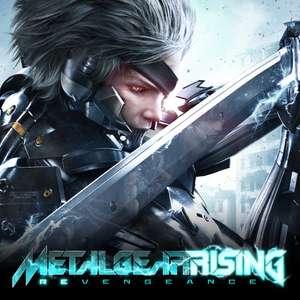 Metal Gear Rising: Revengeance sur PC (Dématérialisé - Steam)