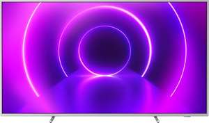 """TV 70"""" Philips 70PUS8555 - 4K UHD, LED, HDR10+, Smart TV, Ambilight 3 côtés, Dolby Atmos & Vision (Frontaliers Suisse)"""