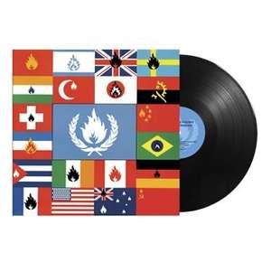 Album Vinyle Stiff Little Fingers - Flags and Emblems
