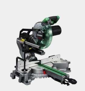 Scie à onglet radiale avec laser Hikoki C8FSHGWAZ - 1100W, 216mm