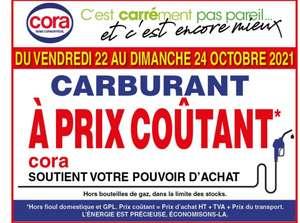 Carburant à prix coûtant (hors GPL, Fuel domestique & Bouteilles de Gaz) - Cormontreuil (51)