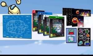 Précommande : Jeu Among Us Crewmate Édition sur PS5, Xbox, Nintendo Switch ou PS4