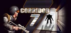 Jeu Corridor 7: Alien Invasion gratuit sur PC & Mac (Dématérialisé - DRM-Free - VPN Allemand)