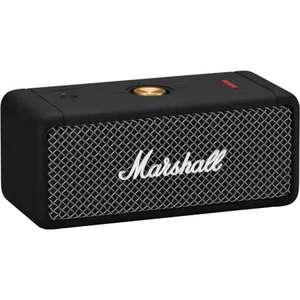 Enceinte sans-fil portable Marshall Emberton - Bluetooth, Noir