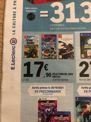 Darksiders Genesis sur Nintendo Switch - Nouvelle-Aquitaine