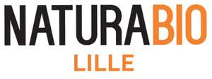 Entrée gratuite au salon Naturabio du 26 au 28 novembre 2021 - Lille (59)