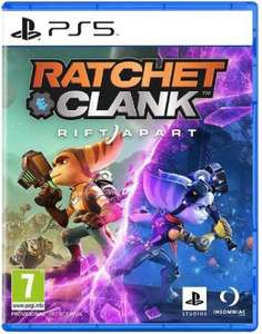 Ratchet & Clank : Rift Apart sur PS5 (+1.65€ en Rakuten Points)