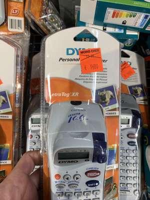 Étiqueteuse personnelle Dymo Personnal LabelMaker LetraTag XR - Aniche (59)