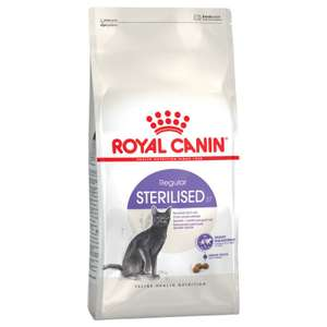 Sac de croquettes pour chat Royal Canin Regular Sterilised 37 - 12 kg