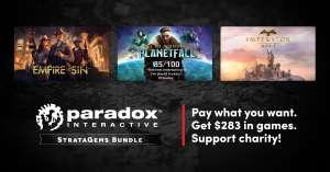 Paradox Interactive Stratagems Bundle - 9 Jeux + 2 DLCs (Dématérialisé - Steam)