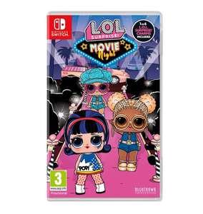 [Précommande] L.O.L. Surprise! Movie Night sur Nintendo Switch