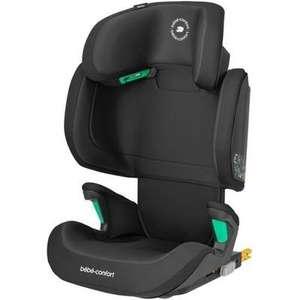 Siège auto Bébé Confort Morion i-Size Basic Black - Groupe 2/3, Système Isofix