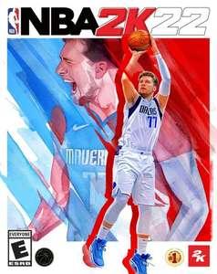NBA 2K22 sur PS5