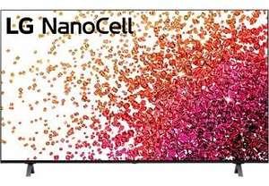 "TV NanoCell 65"" LG 65NANO759PA - 4K UHD, Smart TV, HDR10 Pro, LED (Frontaliers Suisse)"