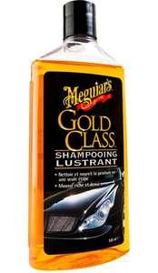 Shampooing auto Meguiar's G7116F Gold Class - 500ml