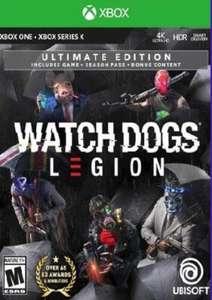 Jeu Watch Dogs : Legion Ultimate Edition sur Xbox One (Dématérialisé)