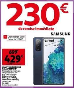 "Smartphone 6.5"" Samsung Galaxy S20 FE 4G - 128 Go (plusieurs coloris)"