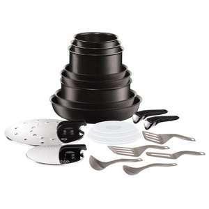 Batterie de cuisine Tefal Ingenio Performance L6549802 - 20 pièces (tous feux dont induction)
