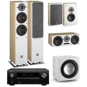 Ensemble Home Cinéma Dali 5.1 Dali Oberon + Amplificateur Denon AVR-X2700H