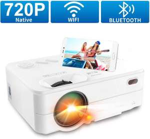 Vidéo-projecteur Artili Enjoy2 - 720p, 120 lumens, Bluetooth / Wi-Fi (vendeur tiers)