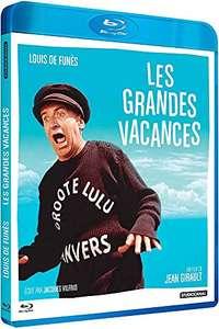 Blu-ray Les Grandes Vacances