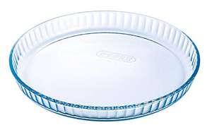 Moule à tarte en verre Pyrex 1040909 Bake & Enjoy - 31 cm