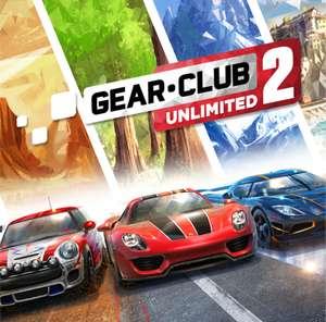 Gear Club Unlimited 2 à 5.98€ et Gear Club Unlimited 1 à 2.98€ sur Nintendo Switch (Dématérialisé)