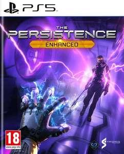 Sélection de jeux vidéo sur PS5 et Xbox Series X en promotion - Ex : The Persistence Enhanced sur PS5