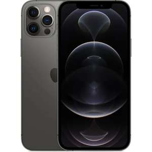 "Smartphone 6.1"" Apple iPhone 12 Pro (128 Go) - Graphite"