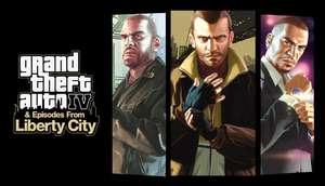 Grand Theft Auto IV: The Complete Edition sur PC (Dématérialisé)