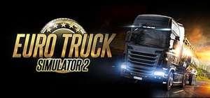 Jeu Euro Truck Simulator 2 sur PC (dématérialisé)