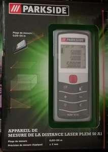 télémètre laser parkside (50m)