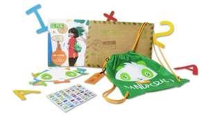 Abonnement sans engagement à un kit créatif pour enfants (1 activité + 1 magazine + 1 App) frais de port compris
