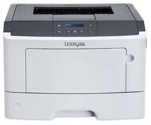 Imprimante monochrome laser Lexmark MS312dn (recto-verso)