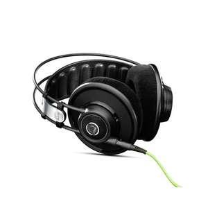 Casque audio Hi-Fi AKG Q701 Collector Quincy Jones - Noir