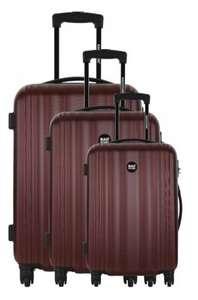 Ensemble de 3 valises - Plusieurs modèles