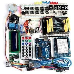 Kit de démarrage pour Arduino Uno 2011