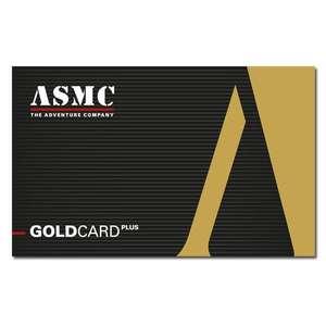 Carte de fidelité or pendant 1 an (offrant -20% sur tous vos achats)