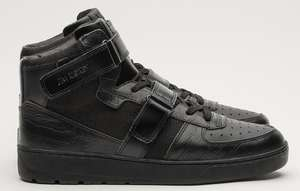 Jusqu'à 70% de réduction sur les chaussures et les montres - Ex : Crocodile/Leather/Mesh - Black