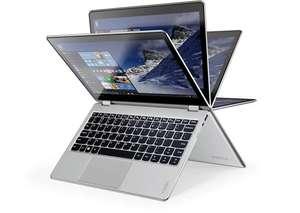 "PC portable 11.6"" full HD Lenovo Yoga 710-11ISK - 360° (m3-6Y30, 4 Go de RAM, 256 Go en SSD)"
