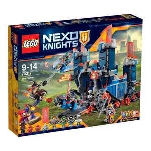 Lego Nexo Knights 70317 - Le Fortrex