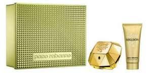 Coffret Eau de parfum Paco Rabanne Lady Million - 50ml