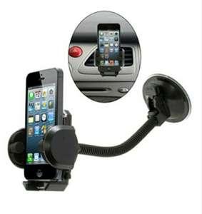 Support Auto Universel pour Smartphone - 2 en 1
