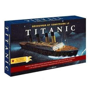 Modèle réduit du Titanic