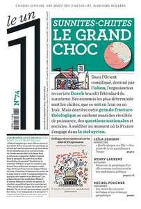 Abonnement de 6 mois au magazine Le 1 (24 numéros)